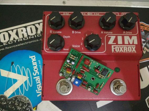 Pedal Dual Drive Zim Foxrox Usa