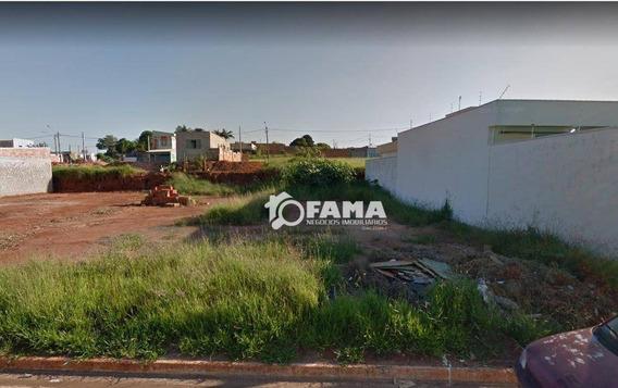 Terreno À Venda, 265 M² Por R$ 175.164,00 - Alto Do Mirante - Paulínia/sp - Te0578