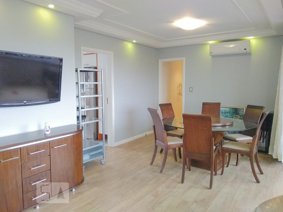Apartamento Para Aluguel - Portão, 3 Quartos, 102 - 893052772