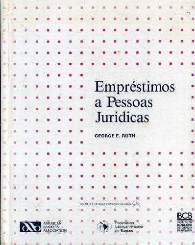 Livro - Empréstimos A Pessoas Jurídicas