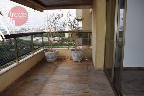 Imagem 1 de 30 de Apartamento À Venda, 196 M² Por R$ 950.000,00 - Santa Cruz Do José Jacques - Ribeirão Preto/sp - Ap6374