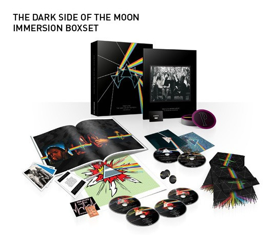 Pink Floyd Dark Side Of The Moon Immersion Box