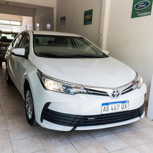 Toyota Corolla 2017 1.8 Xli Cvt 140cv