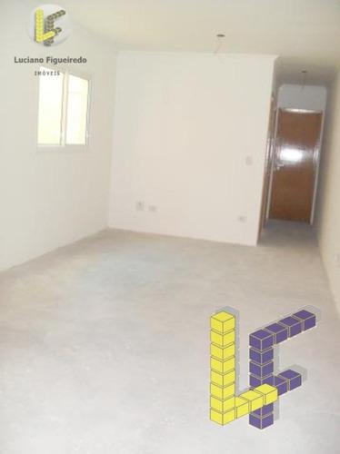 Venda Apartamento Santo Andre Valparaíso Ref: 14474 - 14474