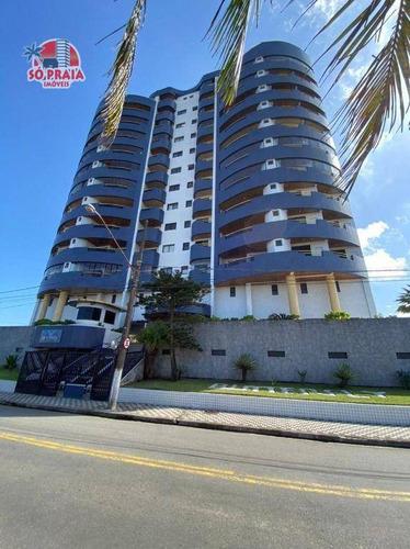 Imagem 1 de 30 de Cobertura Com 5 Dormitórios À Venda, 273 M² Por R$ 1.200.000,00 - Vera Cruz - Mongaguá/sp - Co0031