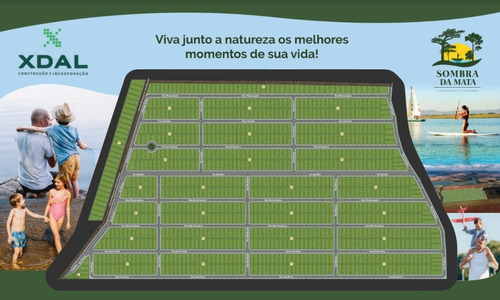 Imagem 1 de 10 de Lotes (chácaras) Na Represa Capivara Em Alvorada Do Sul