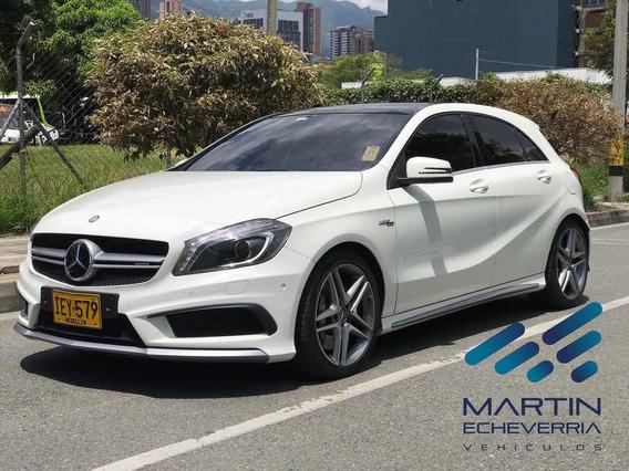 Mercedes-benz Clase A A45 Amg 4x4