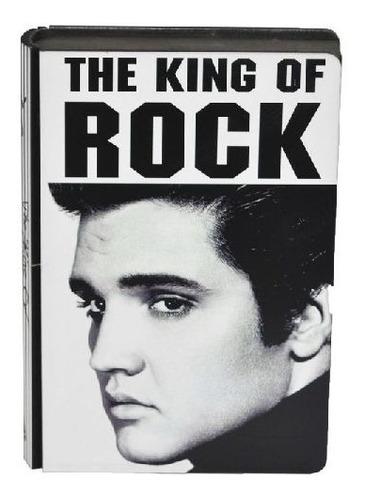 Imagem 1 de 4 de Caixa Porta Livro - Modelo Elvis Presley