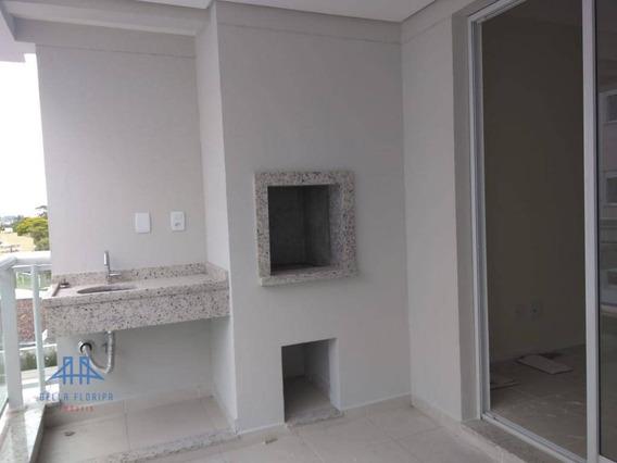 Apartamento 3 Dormitórios Para Alugar, 3 Dormitórios R$ 2.800/mês - Córrego Grande - Florianópolis/sc - Ap2770