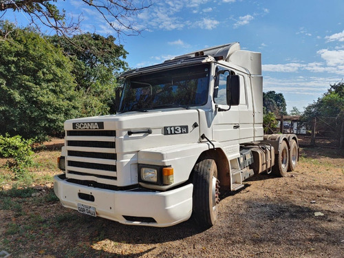 Scania T113 Truck Ano 95