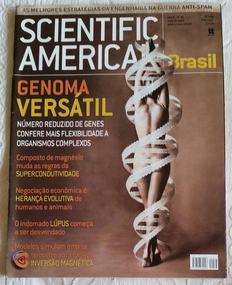 Revista Scientific American Nº36 - Genoma Versátil