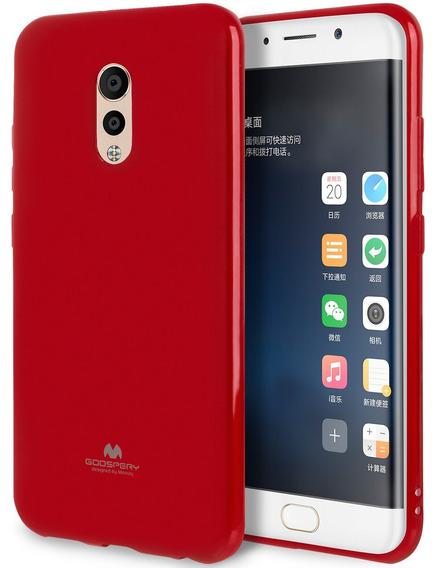 Goospery Marlang Marlang Vivo Xplay 6 Funda - Red, Free Scre