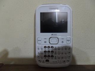 Celular Samsung Modelo Gt-e2262 Dual Chip Funcionando