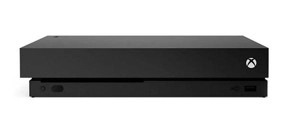 Xbox One X 4k 1tb Hdr Microsoft Original Pronta Entrega!