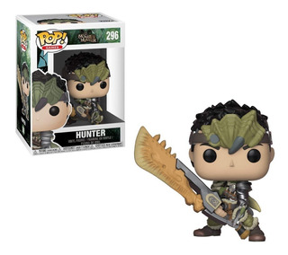 Funko Pop Games Monster Hunter Hunter