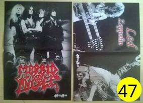 Poster Morbid Angel / Led Zeppelin 47