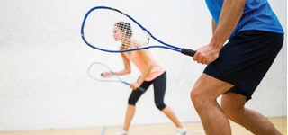 Set 3 Raquetas Wilson Squash