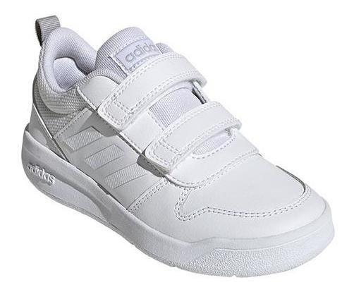 Zapatillas adidas Running Tensaur Blanco Niños Colegial