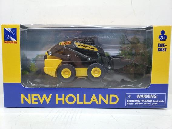 Minicargador New Holland L555 Dlx en Mercado Libre México