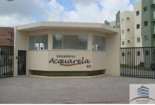 Apartamento Para Repasse Aquarela, Parnamirim