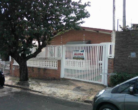 Casa Para Aluguel Em Jardim Chapadão - Ca000805