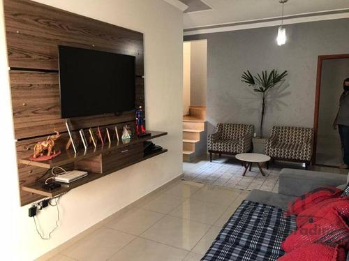 Imagem 1 de 21 de Casa Com 3 Dormitórios À Venda, 178 M² Por R$ 580.000,00 - Jardim Planalto - Nova Odessa/sp - Ca2961