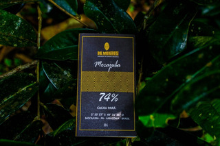 Chocolate Intenso 74% Cacau - Mocajuba