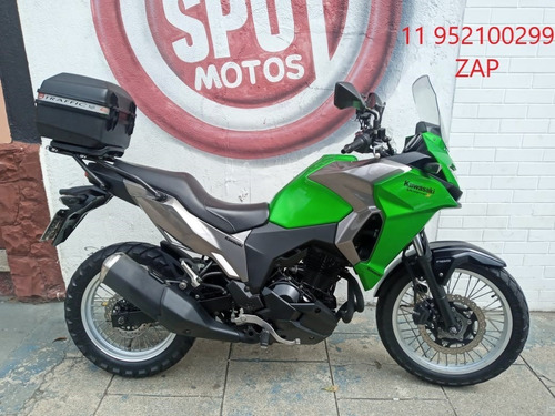 Kawasaki Versys 300 2018 Verde