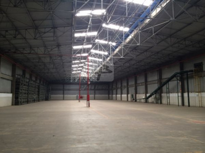 Galpao Industrial - Vila Centenario - Ref: 2008 - V-2008