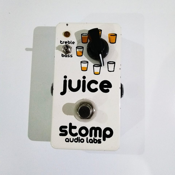 Pedal Booster Juice Stomp Audio Labs