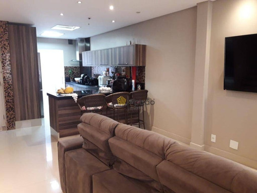 Casa Com 3 Dormitórios À Venda, 140 M² Por R$ 930.000,00 - Jardim Valdibia - São Bernardo Do Campo/sp - Ca0451