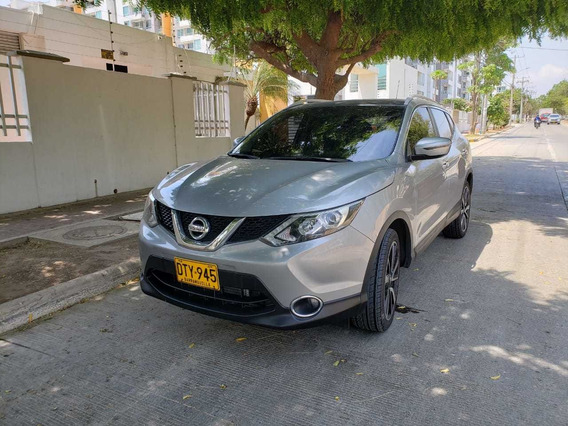 Nissan Qashqai En Muy Buen Equipo 2018 Negociable