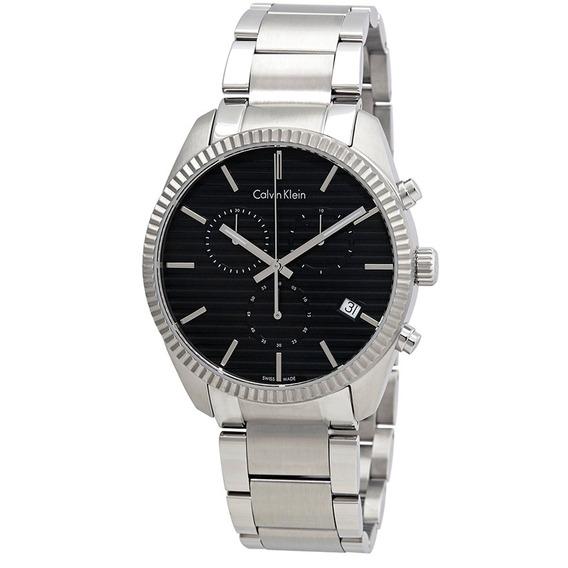 Relógio Calvin Klein - Alliance - Prata - K5r37141