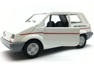 Miniatura Carro Classicos Nacionais - Br-800 Gurgel