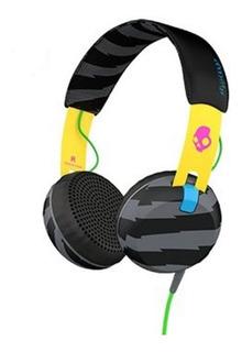 Auriculares Grind Skullcandy Botón Inteligente Microfono Int