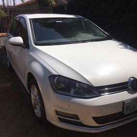 Volkswagen Golf 1.4 Tsi Highline 4p Automática Branco Turbo