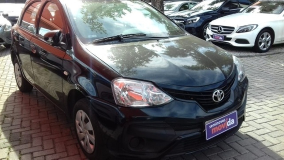 Etios 1.5 Xs 16v Flex 4p Manual 46614km