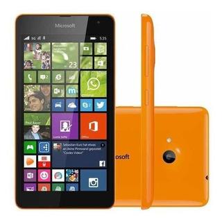 Celular Microsoft Lumia 535 Dual 5 3g 5mp 8gb Laranja