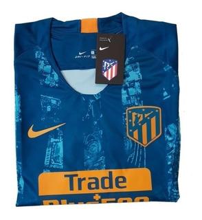 Camisa Atlético De Madrid 2018 (third)