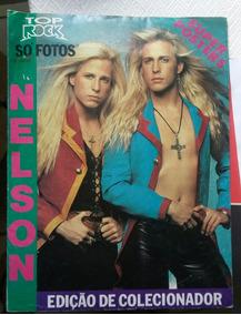 Poster Nelson - Edição De Colecionador Top Rock ( Guns Skid)