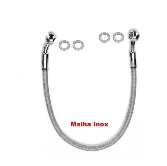 Flexivel Freio Aeroquip Aço Inox Shadow 600 (tamanho 122cm)