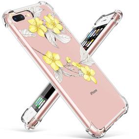61e22750318 Funda Iphone 7 8 Plus Para Mujer Gview Gel Anti Golpe Flor