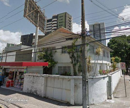 Imagem 1 de 13 de Casa Para Alugar, 371 M² Por R$ 23.000/mês - Casa Forte - Recife/pe - Ca0287