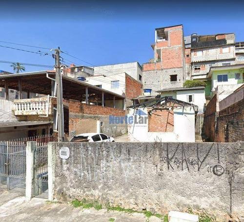 Imagem 1 de 5 de Terreno 215 M2- Vila Brasilandia - Te0180