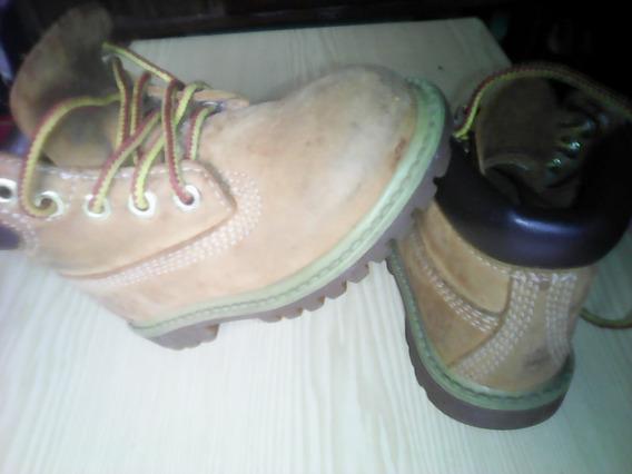 Zapatos Botas Timberland Originales, T21