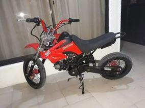Mini Moto Cros 125cc