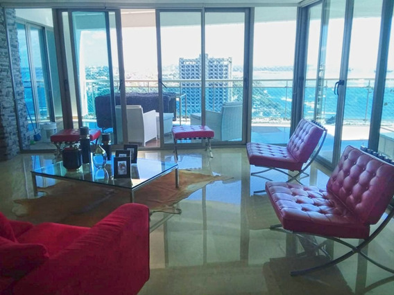Apartamento 3 Habitaciones Amueblado Vista Al Mar Malecón