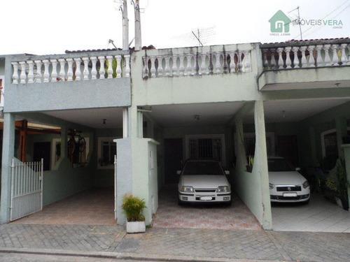 Imagem 1 de 30 de Sobrado Residencial Para Venda E Locação, Jardim Henriqueta, Taboão Da Serra. - So0120