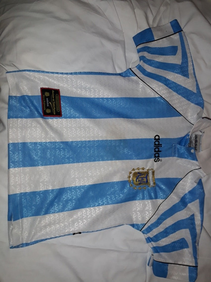 Camiseta Selecc Argentina 1994 Niño 12 Orig