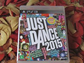 Just Dance 2015 Mídia Física Impecável Ps3 Frete R$ 11,98